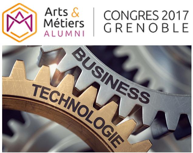 Congrès Arts & Métiers Grenoble